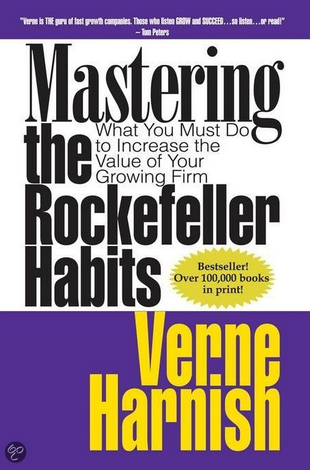 rockefeller habits robert van eekhout marketing