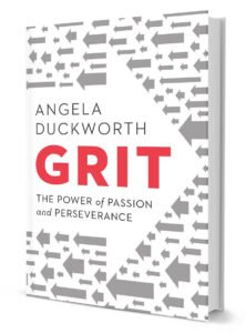 Grit door Angela Duckworth
