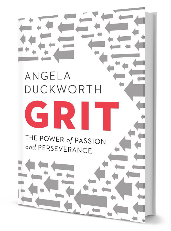 Grit door Angela Duckworth