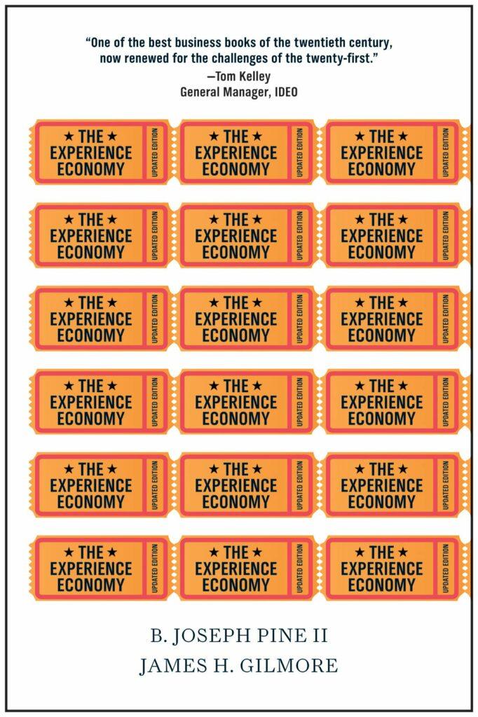 experience economy pine gilmore boek